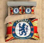 Chelsea F.C. Duvet Cover Bedding Set