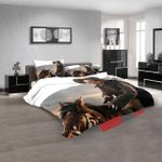 Movie 14 Blades V 3d Customized Duvet Cover Bedroom Sets Bedding Sets