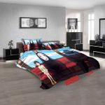 Anime Spirited Away N 3d Customized Duvet Cover Bedroom Sets Bedding Sets