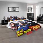 Disney Movies Up, Up, And Away (2000) V 3d Duvet Cover Bedroom Sets Bedding Sets