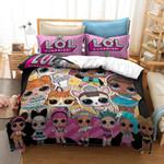 3D L.O.L. Surprise! Duvet Cover Bedding Set
