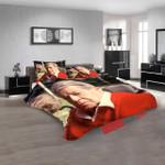 Movie Max Rose V 3d Customized Duvet Cover Bedroom Sets Bedding Sets