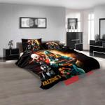 Ps3 Game Killzone 3 N 3d Customized Duvet Cover Bedroom Sets Bedding Sets