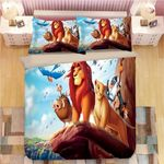 The Lion King Simba Duvet Cover Bedding Set Pillowcase