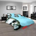 Musical Artists '80s George Michael 3d Customized Duvet Cover Bedroom Sets Bedding Sets