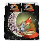 Zootopia Bedding Set (Duvet Cover &Amp; Pillowcases)