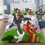 Disney Tom And Jerry #2 Duvet Cover Bedding Set
