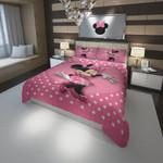 Minnie Mouse  3d Customized Bedding Sets Duvet Cover Bedlinen Bed Set