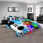 Cartoon Movies The Problem Solverz N 3d Duvet Cover Bedroom Sets Bedding Sets