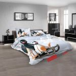 Cartoon Movies Pingu N 3d Customized Duvet Cover Bedroom Sets Bedding Sets