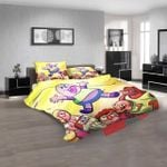 Cartoon Movies Clarence V 3d Customized Duvet Cover Bedroom Sets Bedding Sets