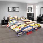 Cartoon Movies South Park D 3d Customized Duvet Cover Bedroom Sets Bedding Sets