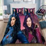 Disney Descendants #32 Duvet Cover Bedding Set Dup