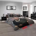 Famous Rapper Xzibit D 3d Customized Duvet Cover Bedroom Sets Bedding Sets
