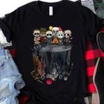 Horror Movies Halloween Gift T-shirt