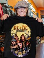 AC/DC Music Band Funny T-shirt | AC/DC Halloween T-shirt