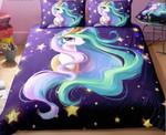 Unicorn Fairytale Bedding Set (Duvet Cover & Pillow Cases)