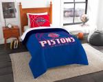 Detroit Pistons Bedding Set (Duvet Cover & Pillow Cases)