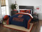 Syracuse Orange Bedding Set (Duvet Cover & Pillow Cases)