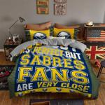 Buffalo Sabres Bedding Set (Duvet Cover & Pillow Cases)