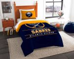 Buffalo Sabres Bedding Set (Duvet Cover & Pillow Cases)