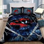 Spider Man Bedding Set Sleepy (Duvet Cover & Pillow Cases)