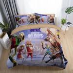 Game Fortniteanta Claus Et 3d Bedding Set (Duvet Cover & Pillow Cases)