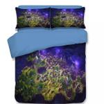 Game Fortnite Et 3d Printed Bedding Set (Duvet Cover & Pillow Cases)