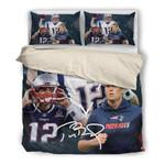 Tom Brady Bedding Set (Duvet Cover & Pillow Cases)