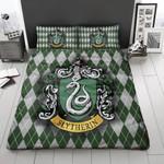 Slytherin House Bedding Set (Duvet Cover & Pillow Cases)