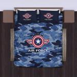 Air Force Bedding Set (Duvet Cover & Pillow Cases)
