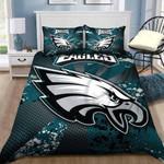 Philadelphia Eagles Bedding Set (Duvet Cover & Pillow Cases)