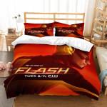 The Flash Bedding Set Duvet Cover Set (Duvet Cover & Pillow Cases)