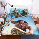 Moana-Princess-Bedding-Set (Duvet Cover & Pillow Cases)