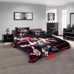 Wwe The Usos N 3d Duvet Cover Bedding Sets