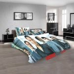 Movie Corporate N 3d Duvet Cover Bedding Sets