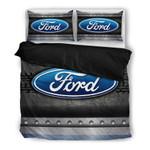 Ford Logo 3 Duvet Cover Set Bedding Sets