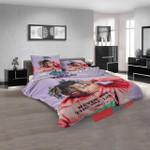 Famous Rapper Juice Wrld D 3d Duvet Cover Bedding Sets