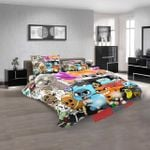Cartoon Movies The Amazing World Gumball V 3d Duvet Cover Bedding Sets