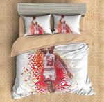 Michael Jordan 3d Duvet Cover Bedding Set