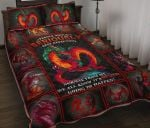 Dragon Seriously Stop Expecting Bedding Set (Duvet Cover & Pillow Cases)