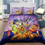 Scooby Doo Duvet Cover Bedding Set | Thanksgiving, Christmas Set