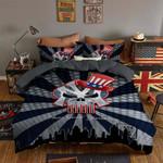 New York Yankees Bedding Set Sleepy (Duvet Cover & Pillow Cases)