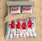 3d Arsenal Duvet Cover Bedding Set