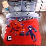 Baymax Big Hero Duvet Cover Bedding Set