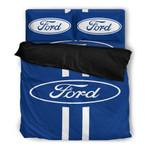 Ford Logo 1 Duvet Cover Bedding Set