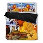 3d Disney The Lion King Bedding Set (Duvet Cover & Pillow Cases)