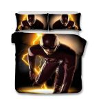3d The Flash Barry Allen Bedding Set (Duvet Cover & Pillow Cases)