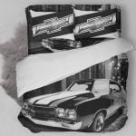 1970 Chevrolet Chevelle Ss 454 Car Bedding Set (Duvet Cover & Pillow Cases)