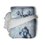 Fortnite Hot Marat Emote 3d Printed Bedding Set (Duvet Cover & Pillow Cases)